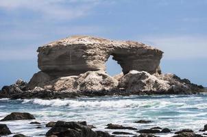 Arch of La Portada, Antofagasta (Chile)