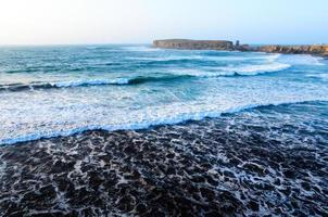 costa del océano