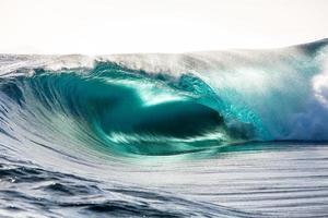 colores del océano foto