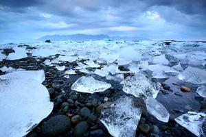 Glacierlagoon Jökulsárlón, Iceland