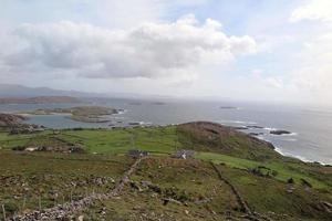 Ring of Kerry, Irlanda, mayo de 2015 foto