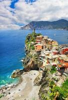 Vernazza village,Cinque Terre photo