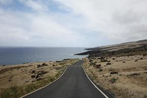 carretera costera - lenta foto
