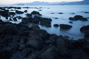 Kitsilano Beach - Vancouver, Canada photo