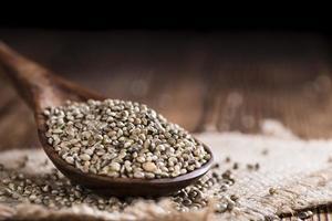 Hemp Seeds photo