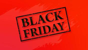 Black Friday Sale Banner Design