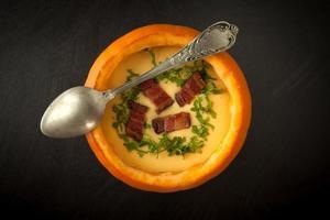 Pumpkin And Potatoes Soup photo