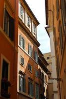 hermosas casas en roma foto