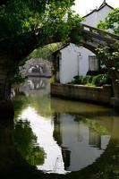 Bridge in ancient town
