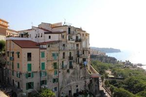 Old Houses, Tropea, South Italy