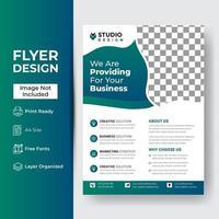 Corporate Business Flyer poster pamphlet brochure