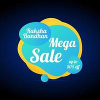 Sale and promotion banner poster vector