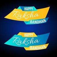 Raksha Bandhan Biggest Sale banner vector