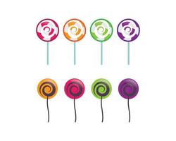 Lollipop candy set