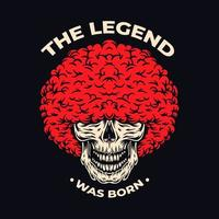 The Legend Skull