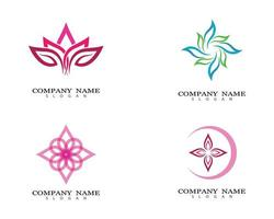flor de loto imágenes logo