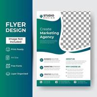 Corporate and Business Flyer Template