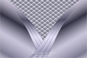 elegante fondo metálico violeta con tapicería