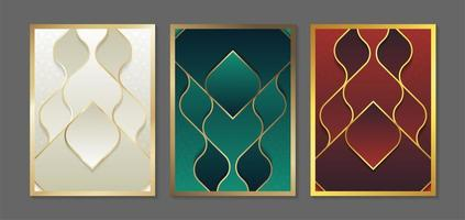 Set of minimal covers in gold.  vector
