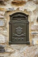 Old Italian Mailbox photo