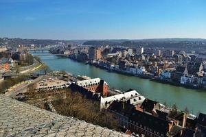 Namur city photo