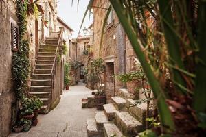 Toscana, Scorcio di Paese, Pitigliano