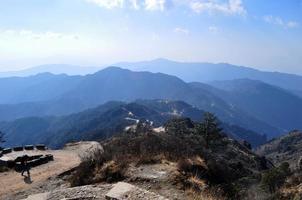 darjeeling, india - 4 de abril de 2013: sandakfu o sandakphu trekking foto