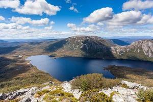 Cradle Mountain and Dove Lake Tasmania photo