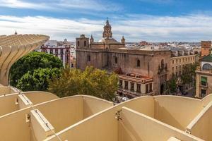 Sevilla. sombrilla foto