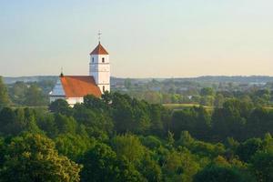 velha igreja na bielorrússia