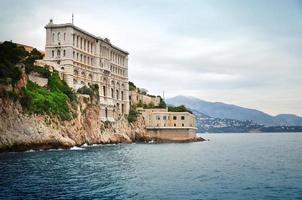 Oceanographic Museum in Monte Carlo photo