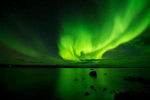 aurora ardiente foto