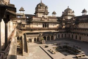 Jahangir Mahal, Orchha, India