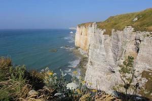 French coast photo