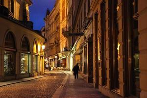 Streets of Praque photo