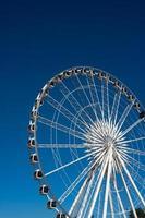 Ferris wheel. photo