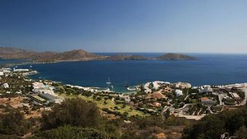 isla samos, grecia foto