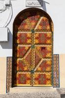 Gate in Tangier Morocco