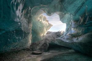 cueva de hielo 5 foto
