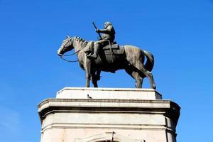estatua del general artigas foto
