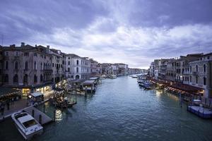 Rialto Grand Canal
