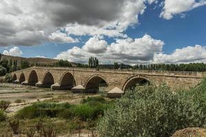 puente sahruh, kayseri, turquía foto