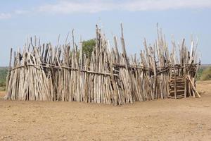 Karo, Etiopía, África foto