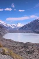 Cordillera por Mount Cook foto