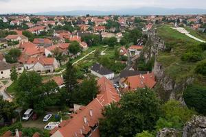 Panorama of Veszprem
