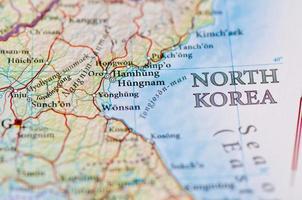 destiantion corea del norte foto