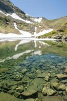 bulgarie, sept lacs de rila