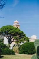 ilha de capraia, toscana, itália.