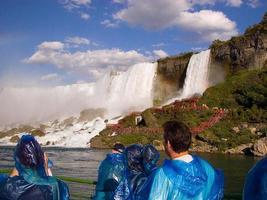 Cataratas del Niágara foto