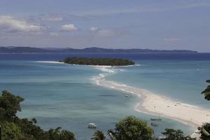 Nosy Iranja Madagascar tropical island